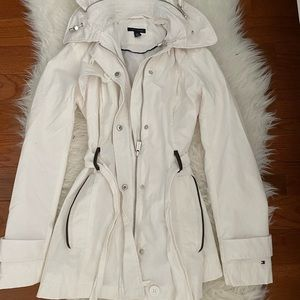 Tommy Trench Coat